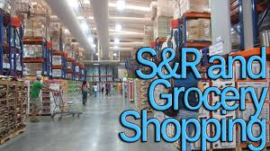 s shopping s r and grocery shopping june 26 2013 vlog makeupbykarlamisa