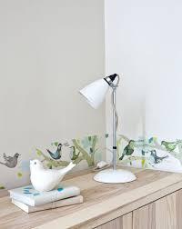 frise pour chambre frise adhésive décoration chambre fille les oiseaux vert a