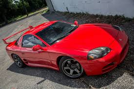 mitsubishi 90s sports car clean 1999 mitsubishi 3000gt vr4 will bring out the fanboy in you