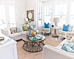 Beach Style Living Room Ideas  Design Photos Houzz - Beach style decorating living room