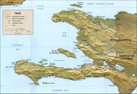 Map Caribbean Sea by Map Of Haiti Caribbean