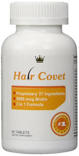 amazon com hair covet hair growth supplement for women 90