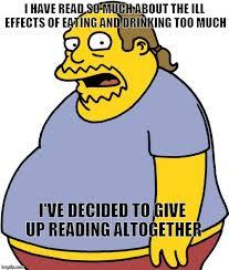 Guy Reading Book Meme - comic book guy meme imgflip