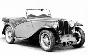 1946 mg tc cars pinterest cars and british car