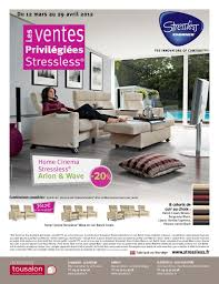 stressless canape 2 places cuir actives magazine mars 2012 by sopreda 2 issuu