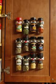 Kitchen Cabinet Spice Organizers by Amazon Com Bellemain Spice Gripper Clip Strips For Plastic Jars