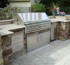 Modular Outdoor Kitchen Cabinets Outdoor Kitchen Cabinets Built In Or Modular The Platinum Group