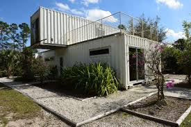 shipping containers take on new life as homes businesses in some