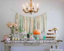 diy how to make a shabby chic fabric garland backdrop
