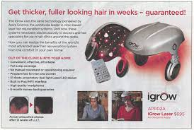 Laser Hair Growth Hat Igrow Reviews Does It Really Work Men U0027s Review Zone