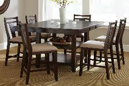 counter height table with butterfly leaf texas quality furniture counter height tables