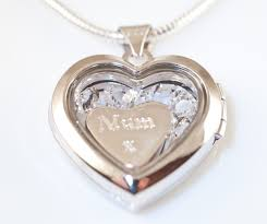locket for ashes pandora elements style heart for floating locket