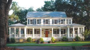 Low Country Style by House Plans With Porches Mytechref Com