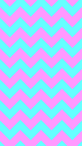 pink and blue chevron wallpaper more info