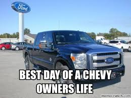 Ford Vs Chevy Meme - the 25 funniest chevy memes you can t help but laugh at