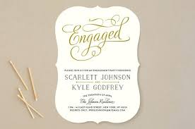 engagement invitation quotes wedding engagement invitations wedding engagement