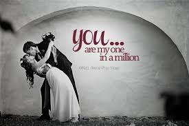 you are my one in a million wall decal stickers love quotes