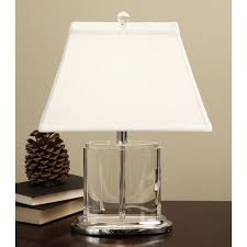 Small Table Lamp With Crystals 10 Beautiful Small Table Lamps With Rectangular Shades Gallery