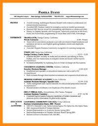 11 sample entry level marketing resume dtn info