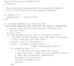 guide matlab low level matlab gui programming techniques elements of gui