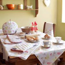 Pink Kitchen Accessories by Kirstie Allsopp Kitchen Textiles Aw12 Kirstie Allsopp