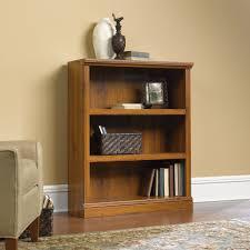Sauder Beginnings 3 Shelf Bookcase by Sauder 3 Shelf Bookcase Oak Thesecretconsul Com