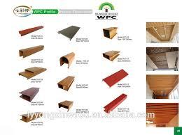 Bathroom Ceiling Cladding Pvc Panels Interior Wood Plastic Wall Panel Pvc Ceiling Cladding Wpc Wood