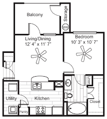 one bedroom floor plans apartments for rent with washer dryer hookups apartments with