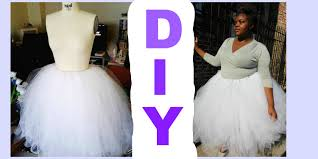 how to make tulle skirt diy tulle skirt tutorial no sewing