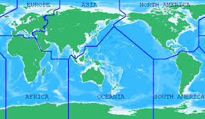 continents on map wac worked all continents