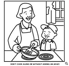 fire safety coloring pages save lives