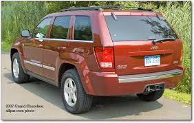 jeep grand 2007 mpg 2005 2007 jeep grand hemi and diesel car reviews