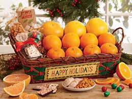christmas fruit baskets christmas gift baskets