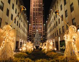 80th annual rockefeller center christmas tree photos