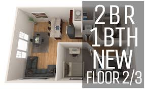 simple floor plan with 2 bedrooms unh off campus apartments riversedge layouts u0026 pricing