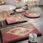 designer bathroom rugs bathroom design ideas designer bathroom rugs unsual cool shapes