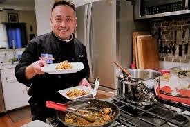 the cooking priest fr leo patalinghug to bring culinary revelations