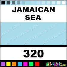 jamaican sea folk art acrylic paints 320 jamaican sea paint