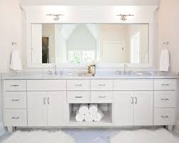Bathroom Elegant  Best White Cabinets Ideas On Pinterest Master - White cabinets master bathroom