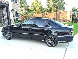 2007 mercedes c class 2 5 l sport mercedes c230 4 door sedan cars for sale
