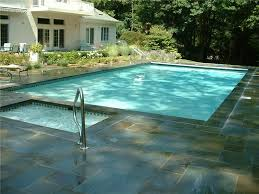 europa medium rectangle inground pool by trilogy pools rt1 rt2