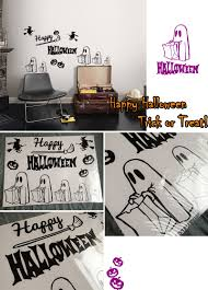 halloween wall stickers kabegamikakumei rakuten global market trick or treat pumpkin