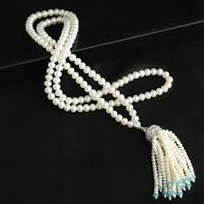 luxury pearl necklace images Beadsnice luxury pearl jewelry set indian statement necklace pearl jpg
