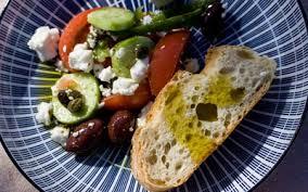 cuisine grecque traditionnelle salade grecque traditionnelle comment faire flavours