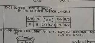 1989 headlight switch questions rx7club com mazda rx7 forum