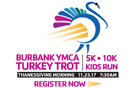 2017 burbank community ymca turkey trot