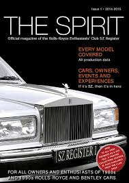 restricted version mulsanne and all the spirit issue 1 2014 2015 by cade u0027s guides issuu