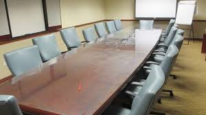 Glass Top Conference Table 20 X 5 Cherry Boat Shaped Glass Top Conference Table
