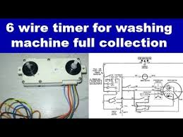 washing machine timer switch for washing machine full collection