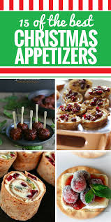 15 christmas appetizer recipes my life and kids